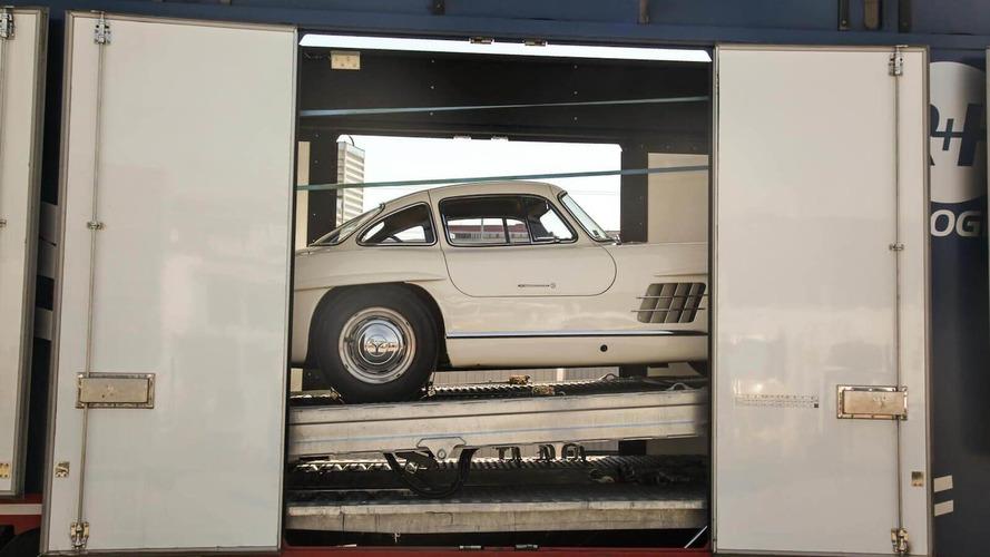 Brace Of Untouched Mercedes-Benz 300 SLs Up For Auction