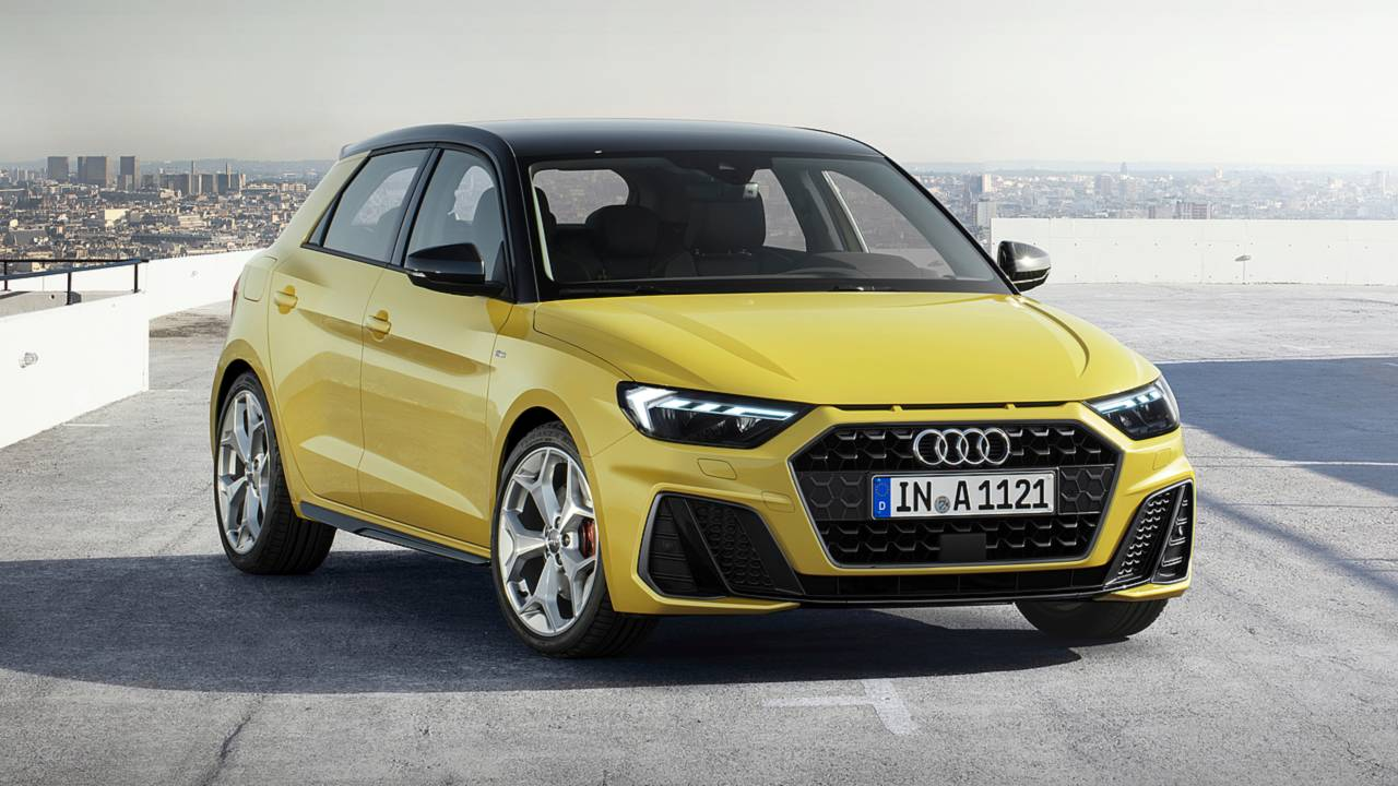 2019 audi a1 sportback extensively detailed in 20 minute video. Black Bedroom Furniture Sets. Home Design Ideas