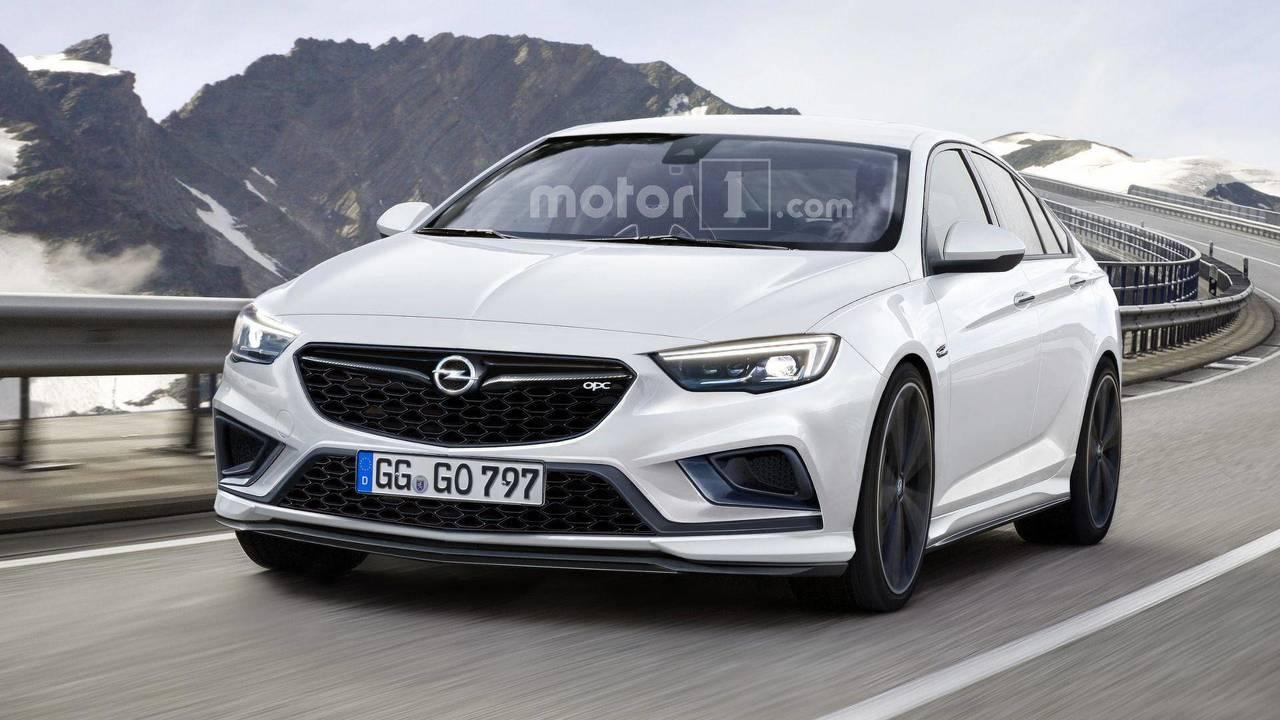 2019 Opel Insignia OPC