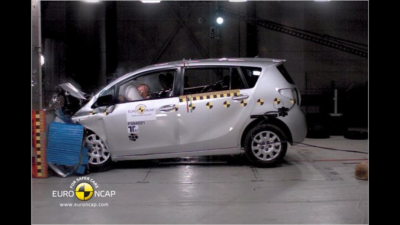 Sieger Kompaktvans: Toyota Verso