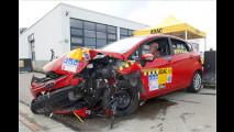 Gefahr beim Crash