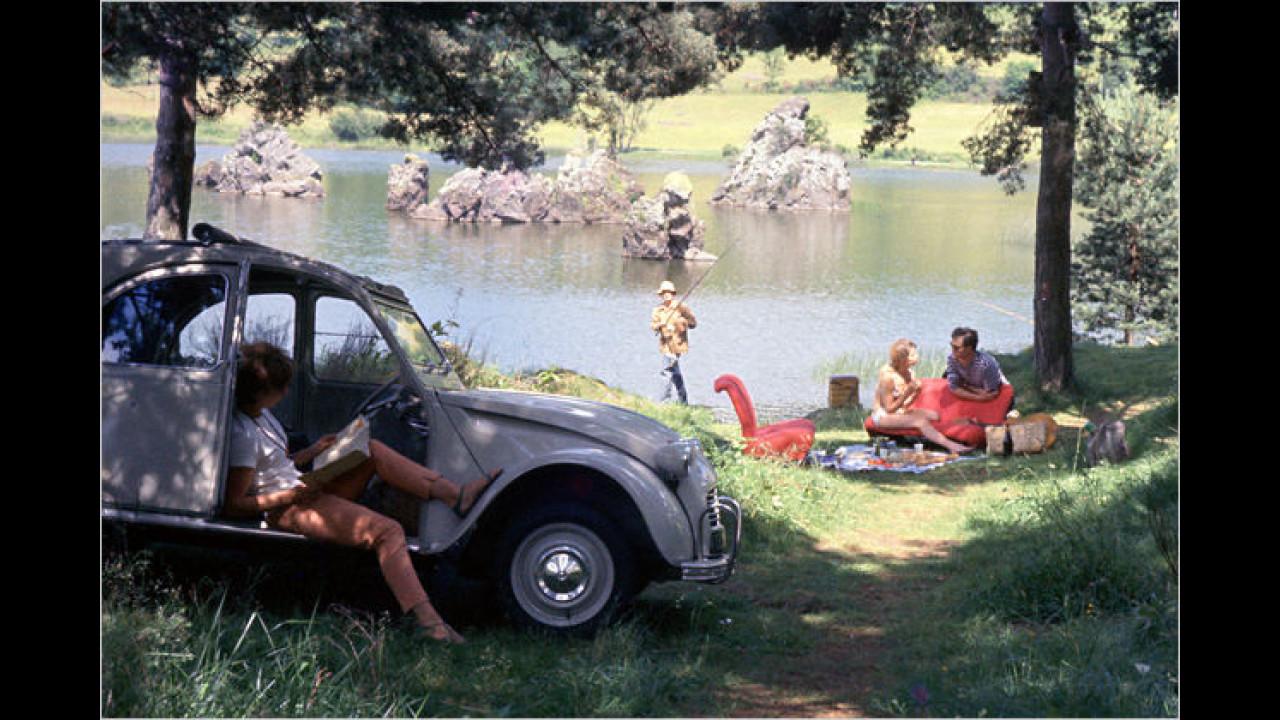 60 Jahre Citroën 2CV (Ente)