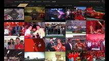 Schumacher, il sito ufficiale