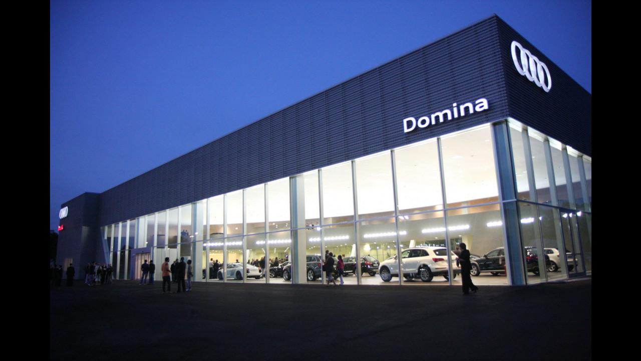 Primo Audi Terminal d'Italia