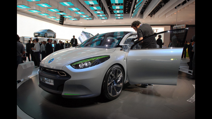 Renault Fluence Z. E. Concept