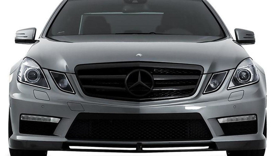 2010 Mercedes-Benz E63 AMG with Vorsteiner V6E Aero Package [Video]