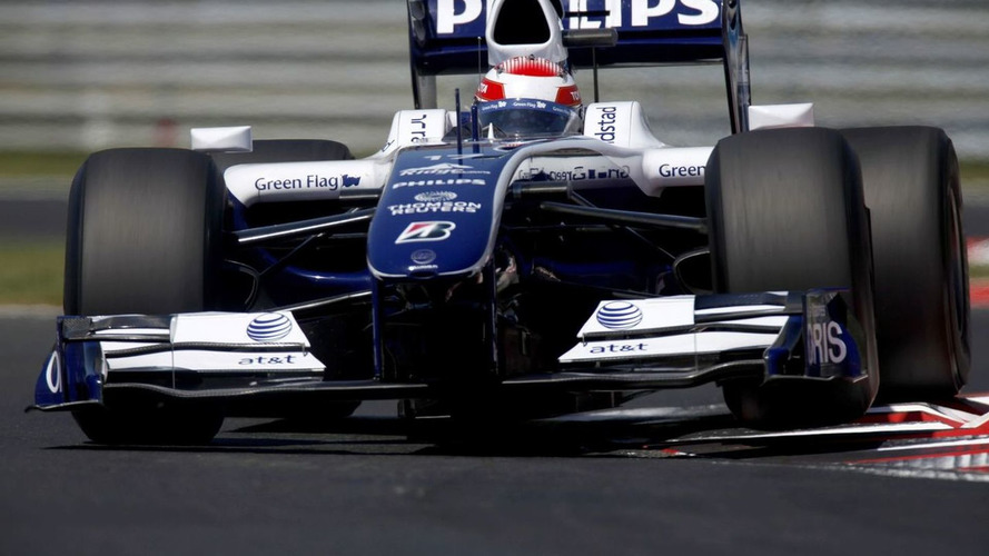 Williams still working on KERS system