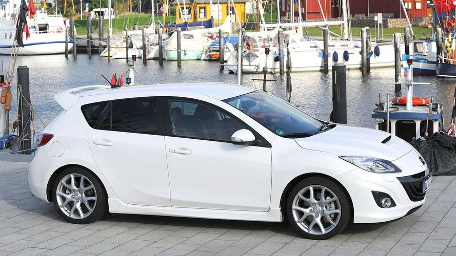 Mazda puts MPS revival on the back burner