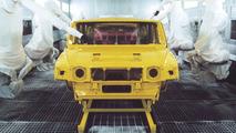 HUMMER H2 Production Mishawaka Indiana