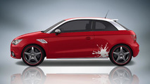 Abt Klecks tuning program for Audi A1 28.07.2010