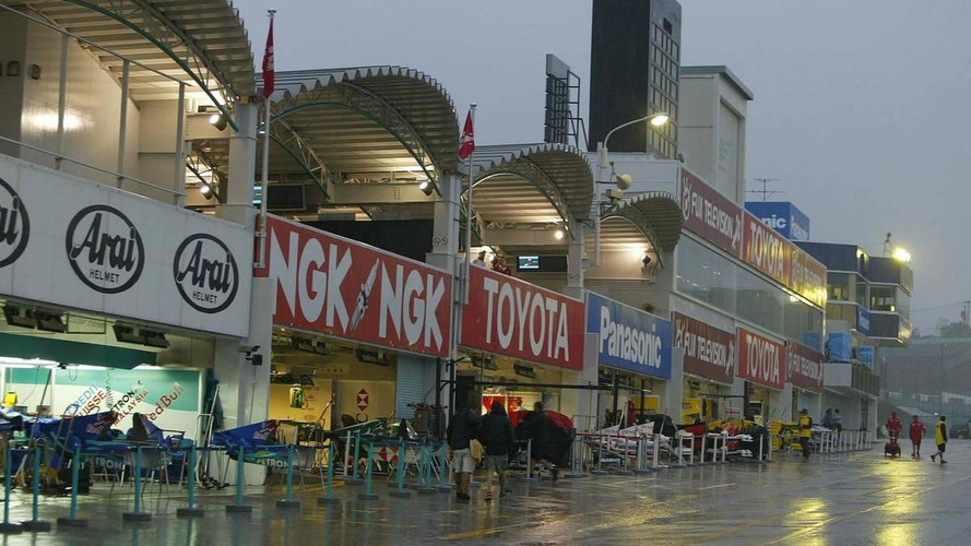 Rain looms for weekend's Japanese GP