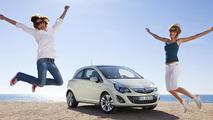 2011 Opel Corsa facelift revealed