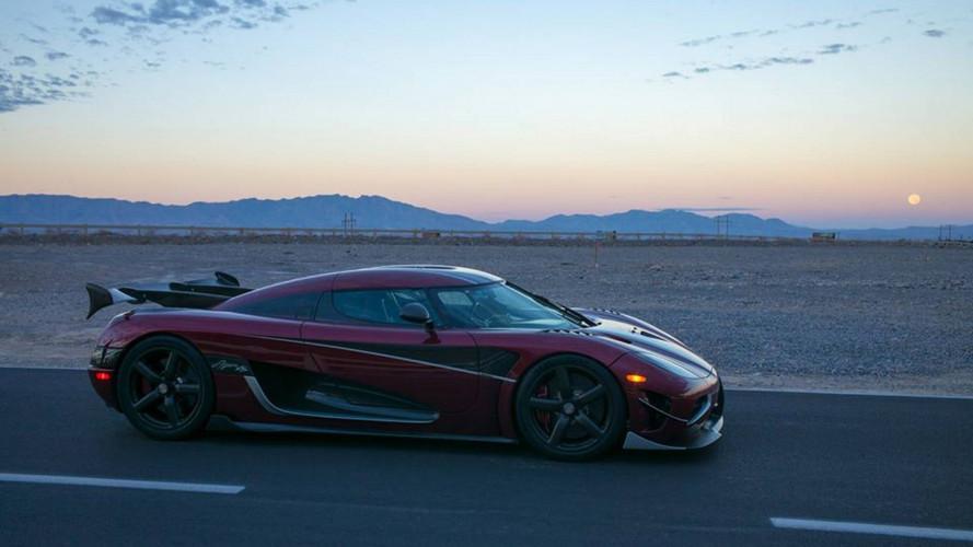 Koenigsegg sta costruendo le ultime Agera