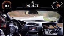 Jaguar XE SV Project 8 Nürburgring rekoru