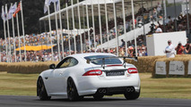 2014 Jaguar XKR-S GT (UK-spec) 31.07.2013