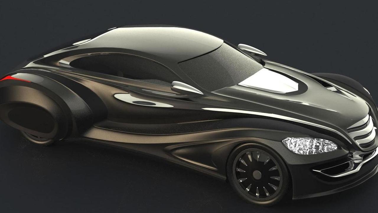 Gray Design Nouvair concept 01.10.2013