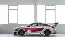 Mercedes-Benz CLA 45 AMG Racing Series 04.09.2013