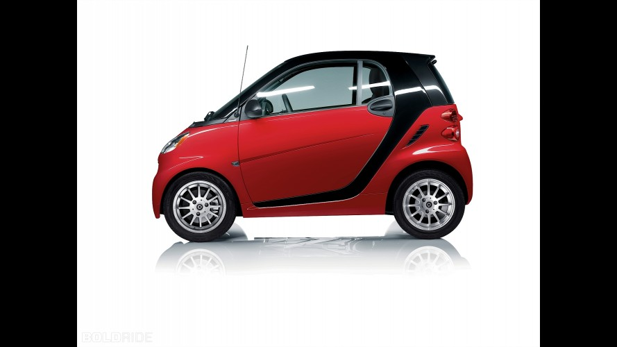 Smart Passion Coupe