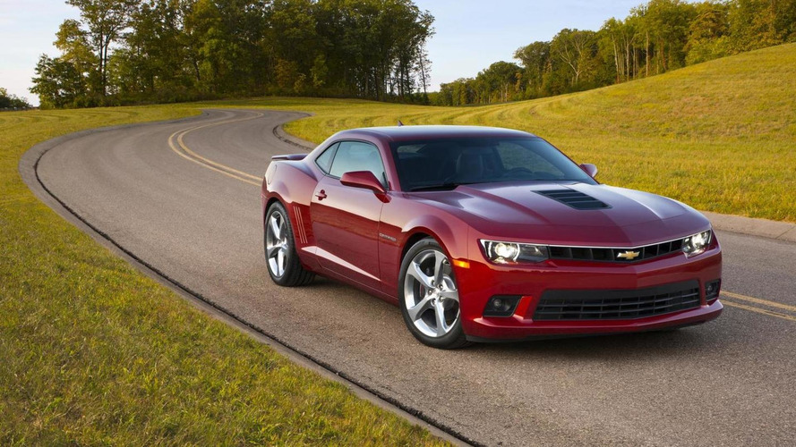 Chevrolet Camaro priced from 35,320 GBP