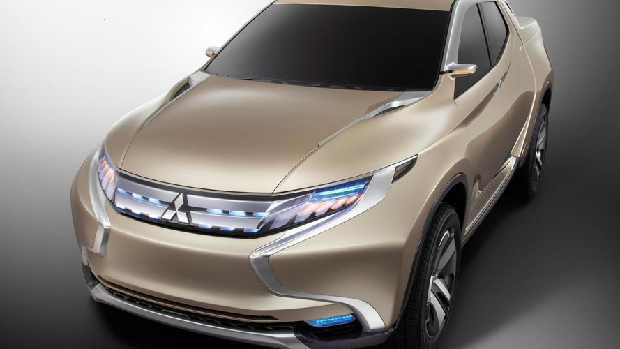 2015 Mitsubishi Triton to be more car-like - report
