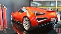 Icona Vulcano at 2013 Auto Shanghai