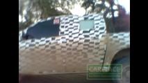 Leitor flagra Nova Chevrolet Colorado em cabine simples e dupla em testes no Brasil