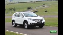 Honda anuncia Recall preventivo de 11.100 unidades do CR-V no Brasil