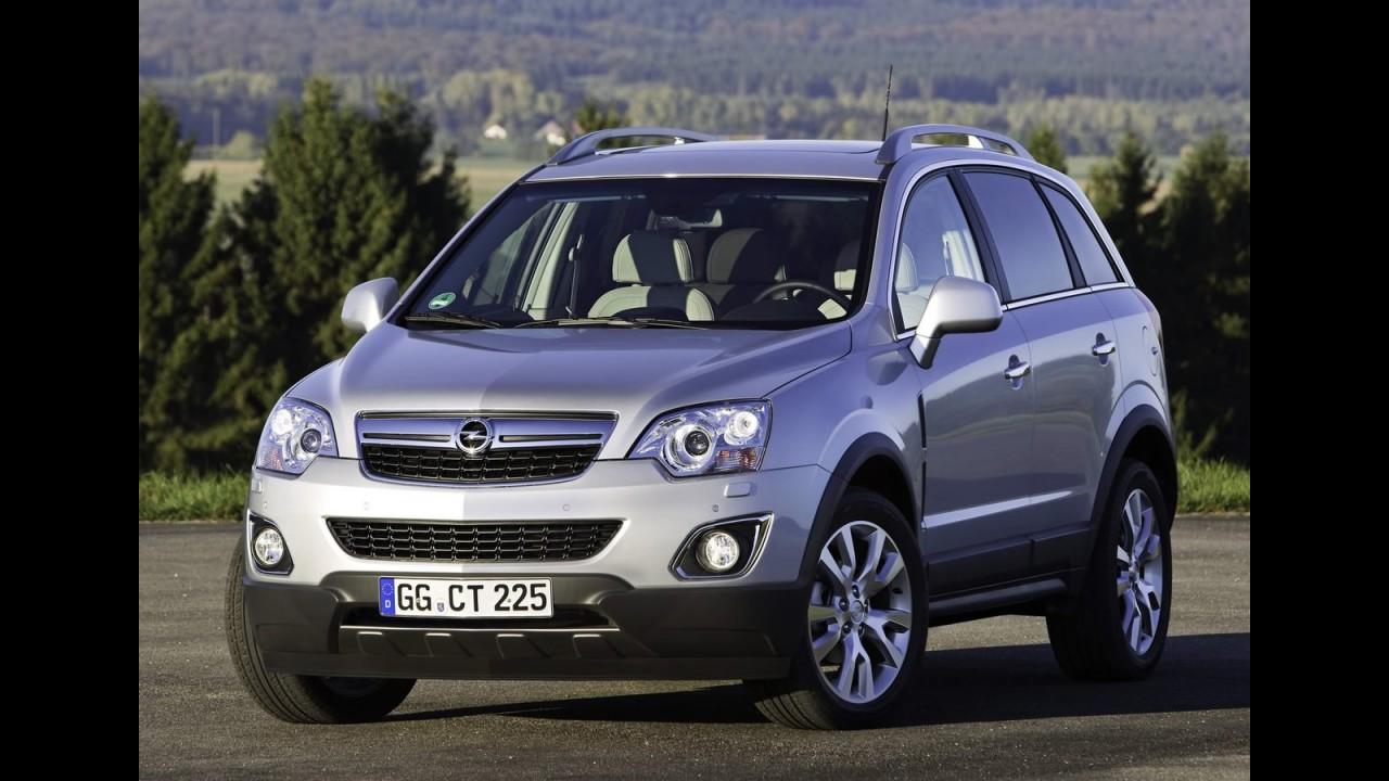 Opel derrapa nas vendas e confirma saída do mercado chinês em 2015
