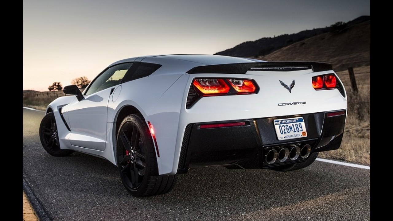 Nova geração do Corvette, já em desenvolvimento, deve adotar motor central