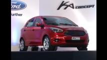 Galeria: veja o novo Ka 2014 por todos os ângulos - hatch chega em abril