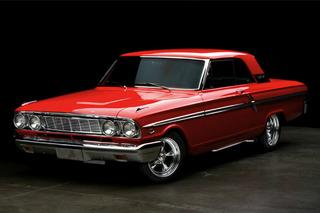 Bold School: 1964 Ford Fairlane