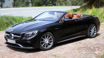 2017 Mercedes-Benz S-Class Cabriolet: First Drive