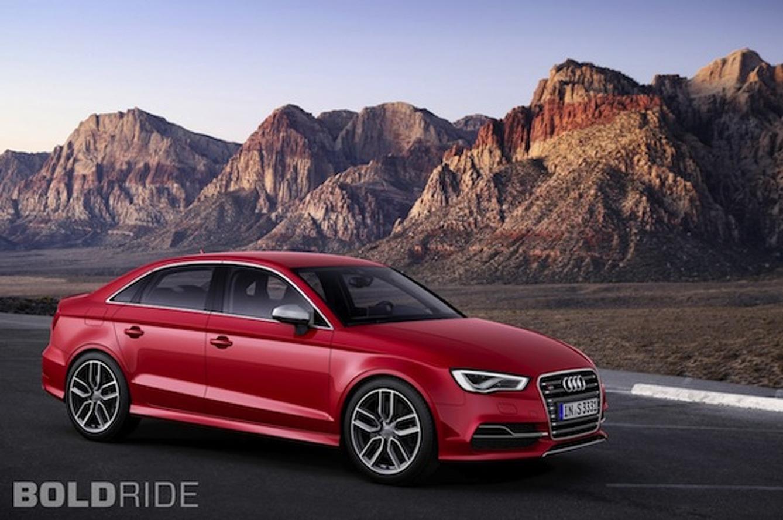Audi Unleashes Fresh New S3 Sedan