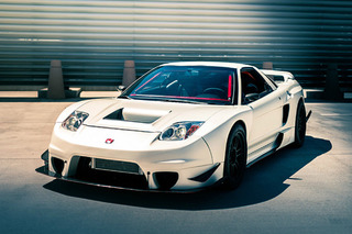This '92 Acura NSX Tacks on a Turbo and Gets a Mean Makeover