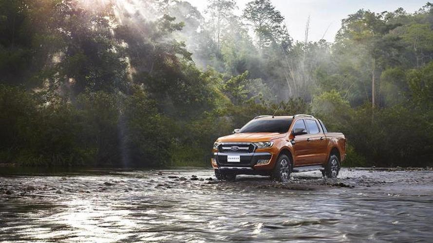 Euro-spec Ford Ranger debuts in Frankfurt