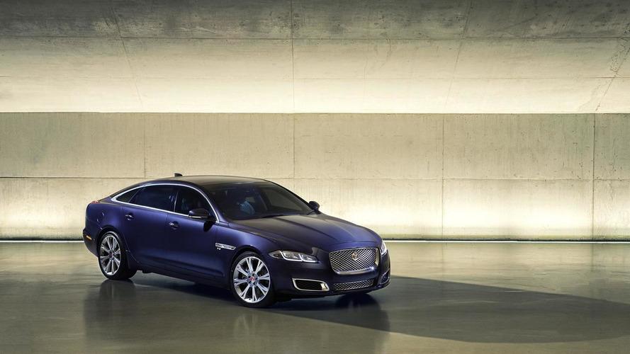 2016 Jaguar XJ facelift revealed with new flagship Autobiography version