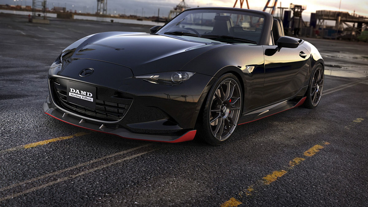 Mazda MX-5 Miata by DAMD