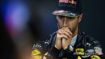Daniel Ricciardo, Red Bull Racing lors de la conférence de presse de la FIA