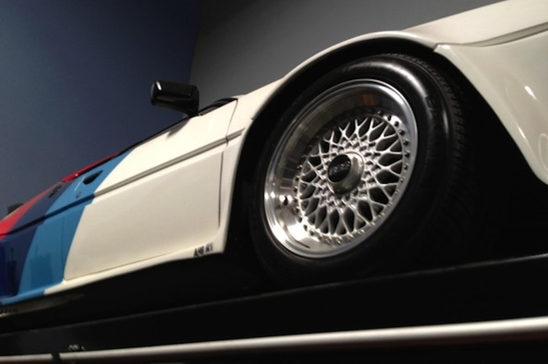 A Look Inside Paul Walker's Garage [Photos]