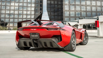 Rezvani Beast with X Performance Package