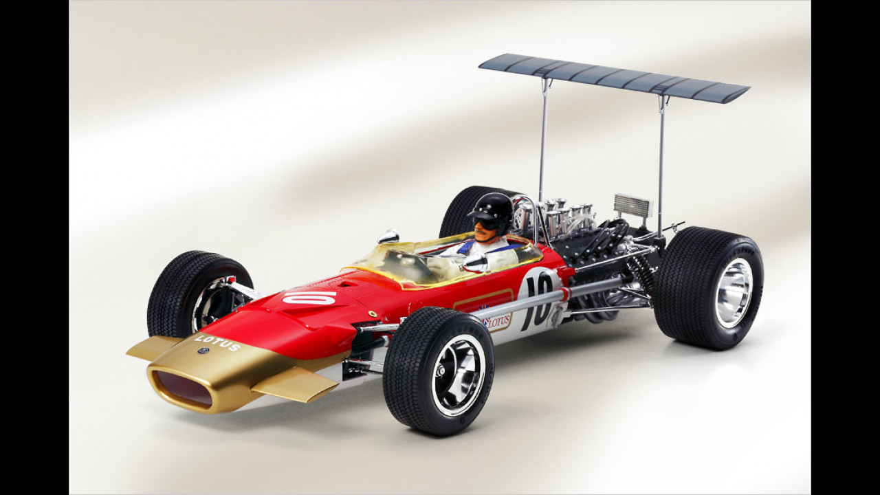 Team Lotus Type 49B 1/12