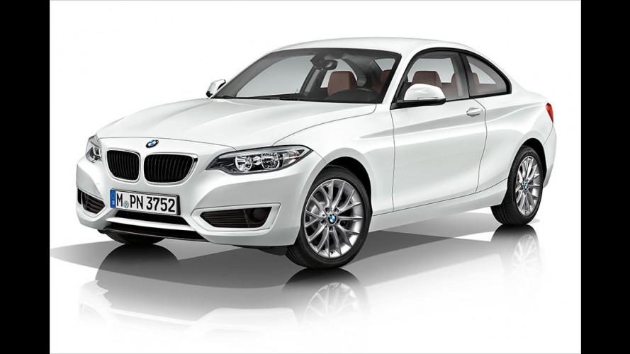 Flotter Dreier im BMW-Zweier