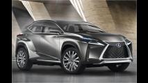 Lexus zielt auf Q5 und X3