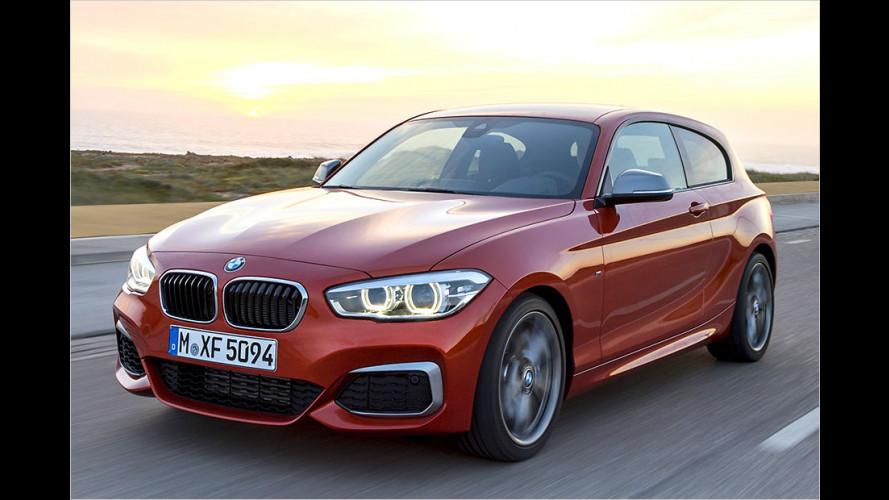 Doppeltest: BMW 120d xDrive und M135i
