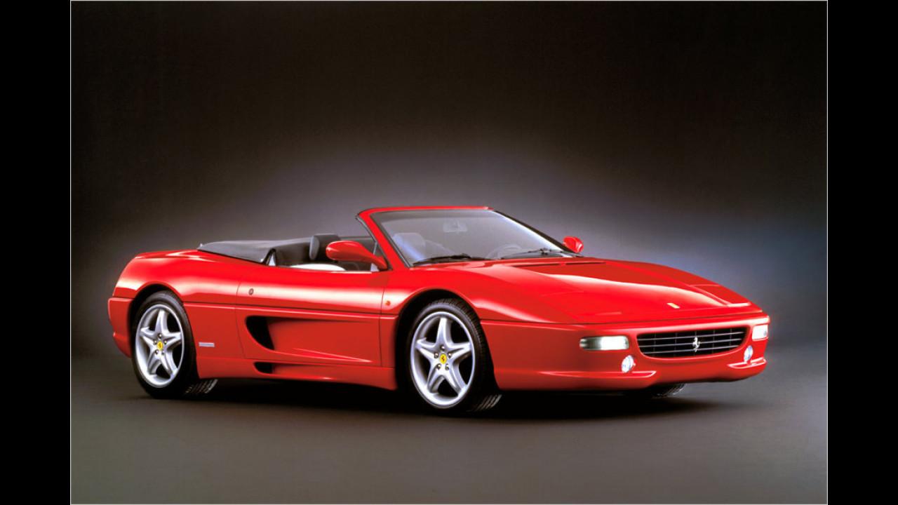 Ferrari 355 GTS: GoldenEye (1995)/The Rock (1996)