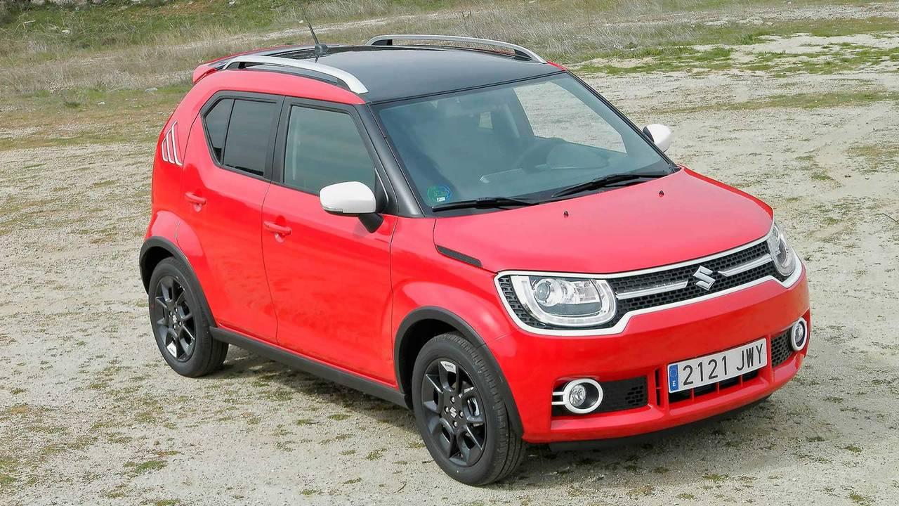 Suzuki Ignis 2018, desde 14.150 euros