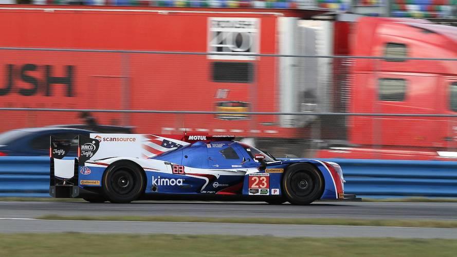 El equipo de Alonso cierra el test de Daytona en la 11ª posición