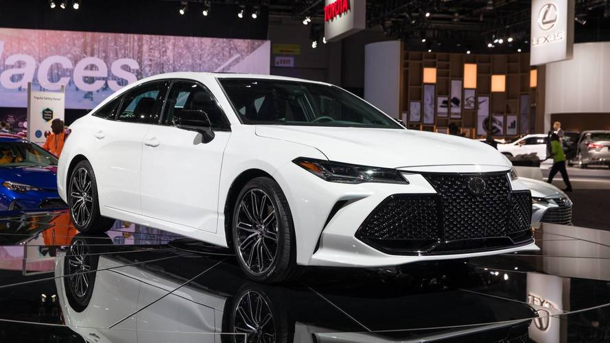 New 2018 Toyota Avalon For Sale Houston Tx: 2019 Toyota Avalon Is More Efficient, Packs More Technology