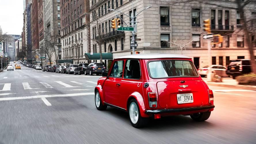 Así es el Mini clásico y eléctrico, presentado en Nueva York