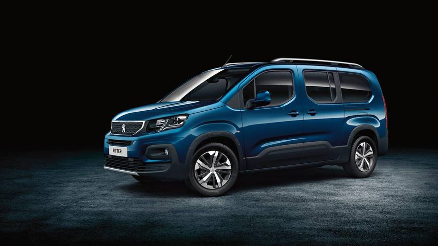 Découvrez tous les prix du Peugeot Rifter